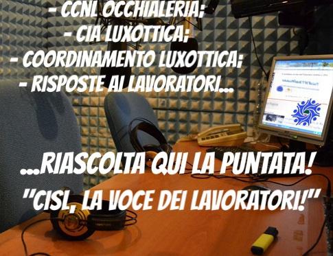 Cisl_la voce_dei_lavoratori